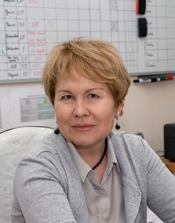 Дубовицкая Ирина Николаевна