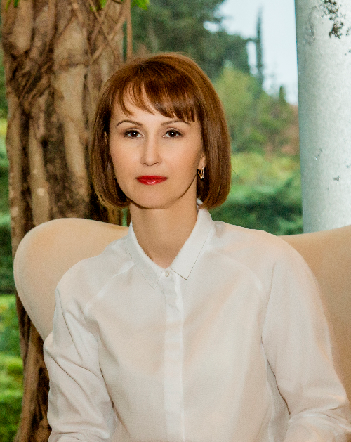 Токарева Елена Романовна